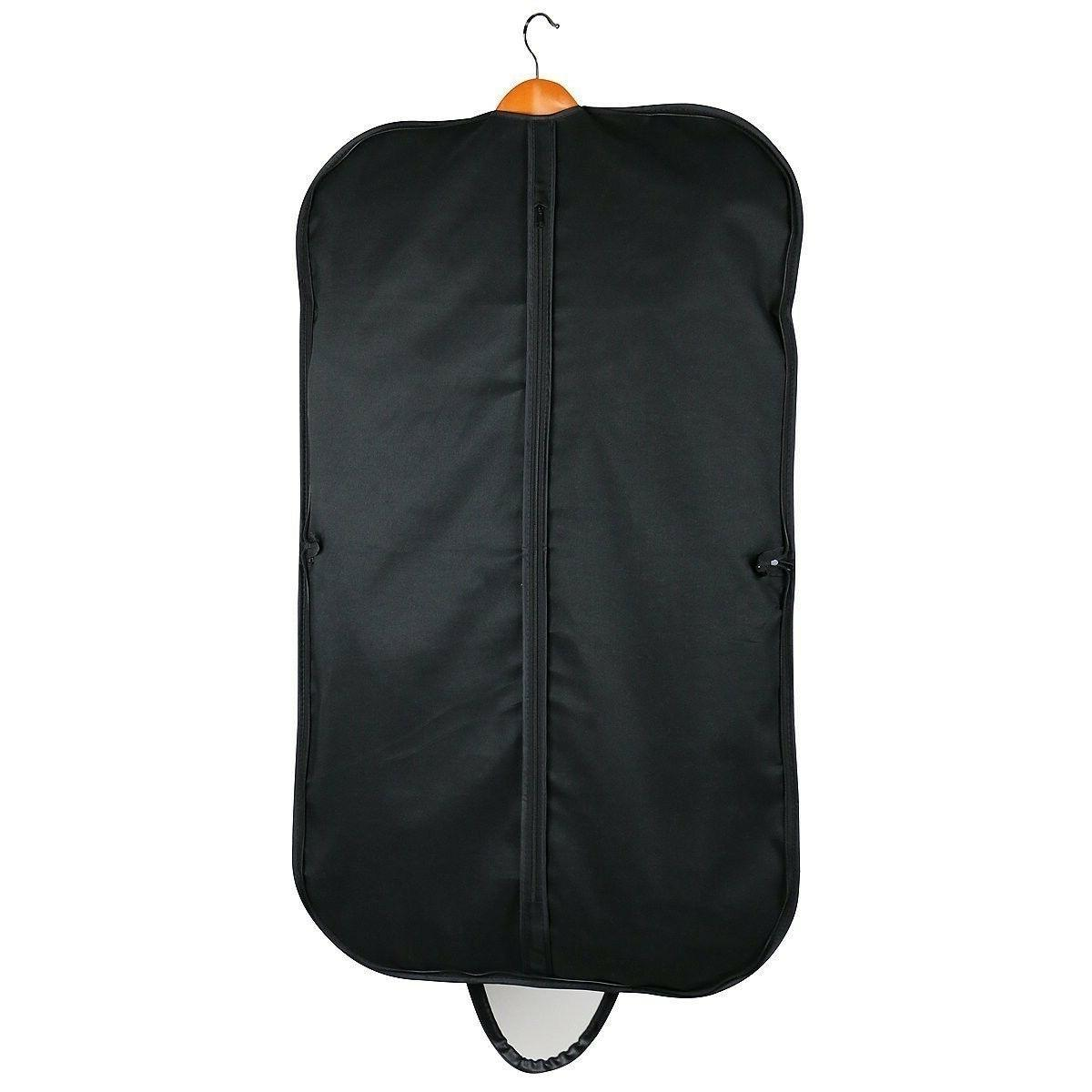 Hanging Garment Bag Hang Up Travel Cover Carrier Suits