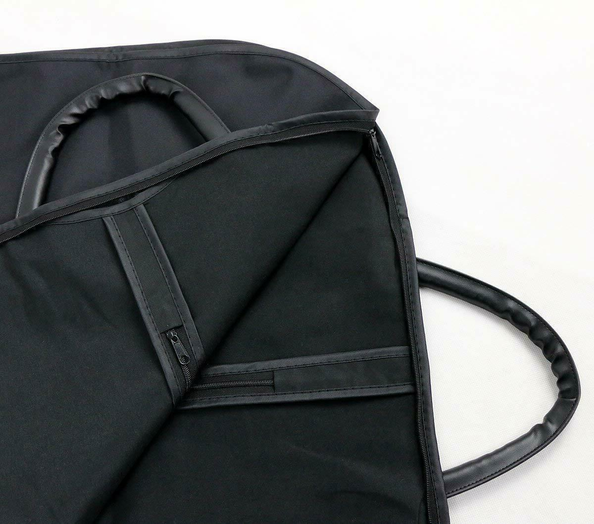 Hanging Large Hang Up Clothes Travel Cover Carrier Foldable