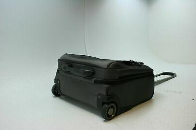 Samsonite Lightweight Wheel Garment Bag On Luggage