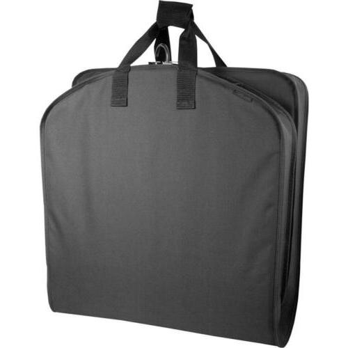"WallyBags 40"" Bag, Black"