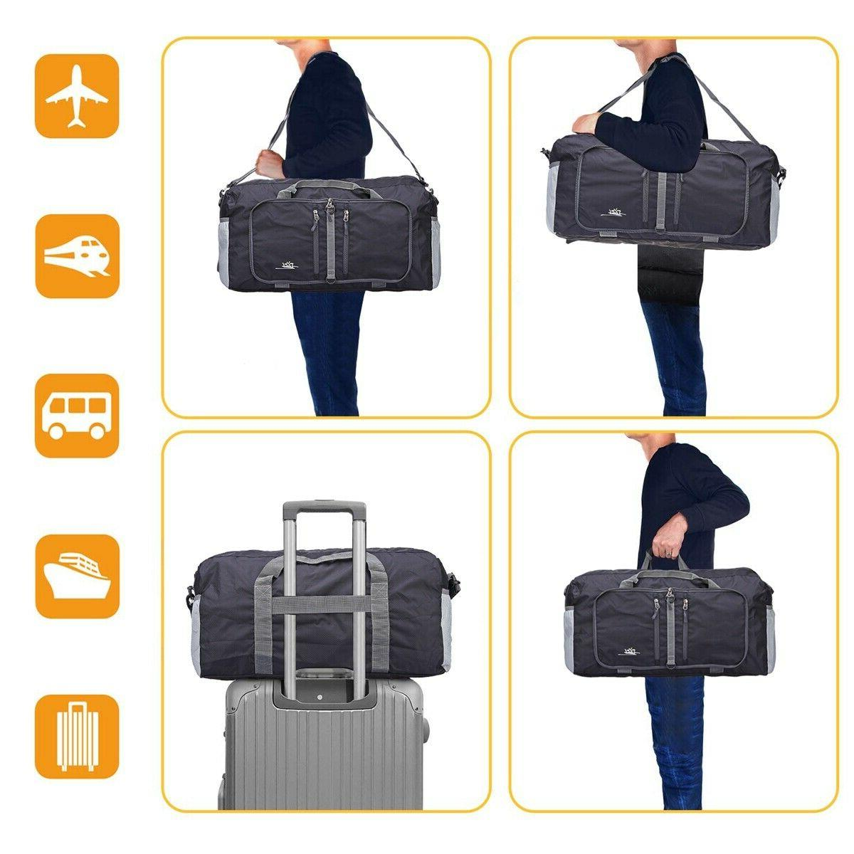Luxury Garment for Women Carry On Bag with Handle&Strap
