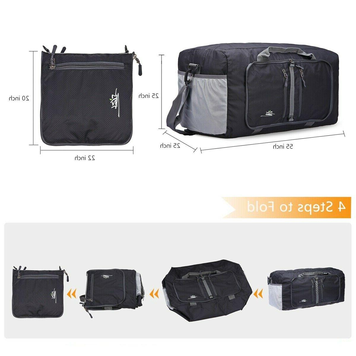 Luxury Garment for On Travel Bag with Handle&Strap