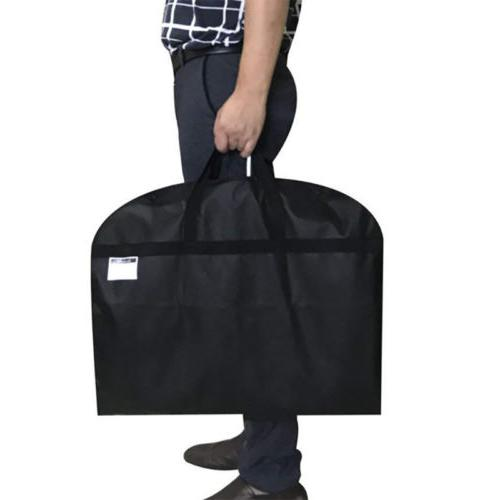 Foldable Dust-proof Cloth Cover Suit Dress Garment Bag Pouch