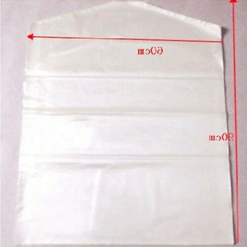 New 20PC Dust-proof Suit/Dress Bag Storage Protector