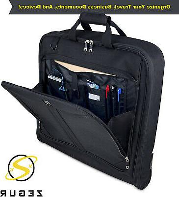 NEW Carry Garment For Travel and Business Trips With Shoulder