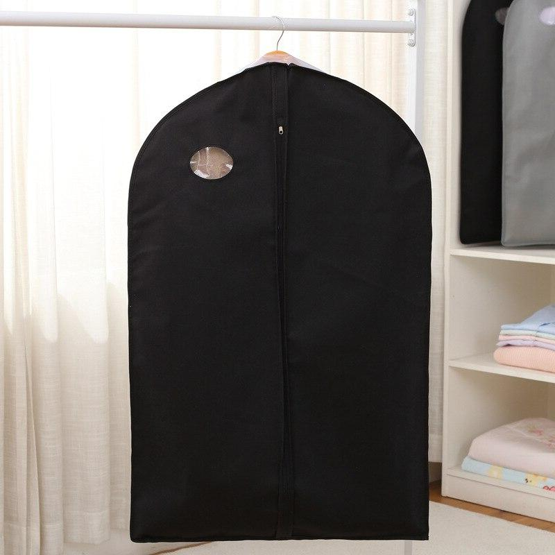 Non-woven Clothes Cover Hanging <font><b>Bag</b></font> Dress <font><b>Bag</b></font> Big <font><b>Bags</b></font>