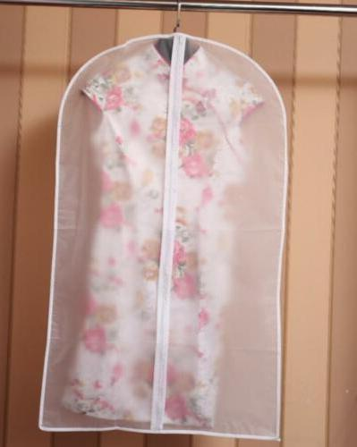 Moth Proof Garment Cover Clear Hanging