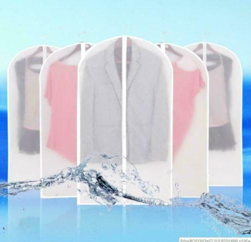 Moth Cover Clear Hanging Garment