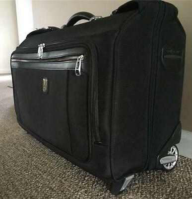 """Travelpro Black 22"""" Carry-On Wheeled"""