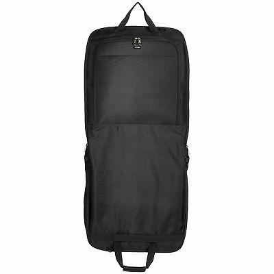 AmazonBasics Premium XL Garment Bag, Black - New