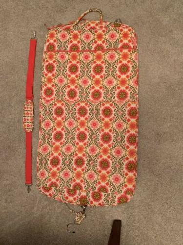 Vera Quilted 100% Cotton Large Folkloric NWOT