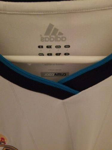 Real Jersey Adidas Bag Authentic