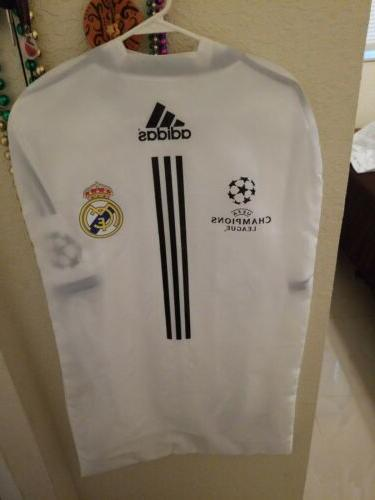 real madrid champions league jersey w garment