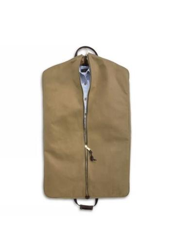 suit cover garment bag tan 70271 new