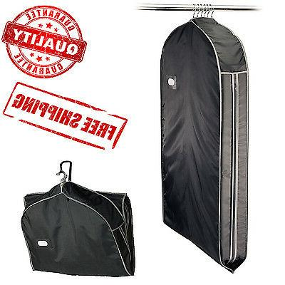 Suit Travel Garment Bag Dress Storage Clothes Cover Coat Jac
