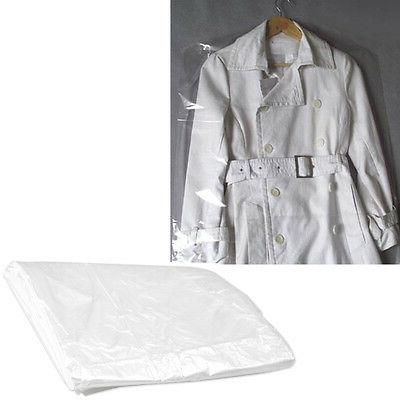 suit garment dustproof cover transparent