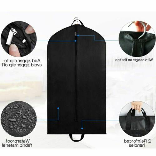 Travel Bag Bag Long Dress Black for Clothes