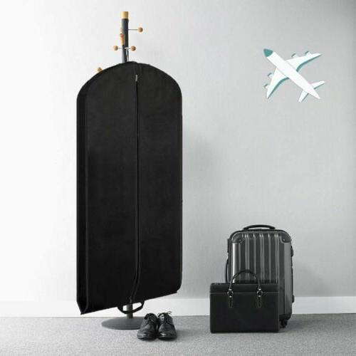Travel Bag Bag Black for Hanging Clothes Cover
