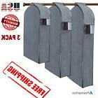 suit travel garment bag dress storage clothes