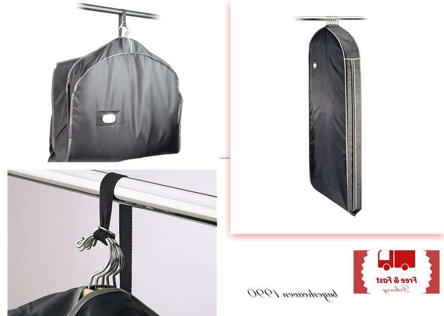 Travel Bag Men Suit Coat Garment Clothes Dress Storage Cover