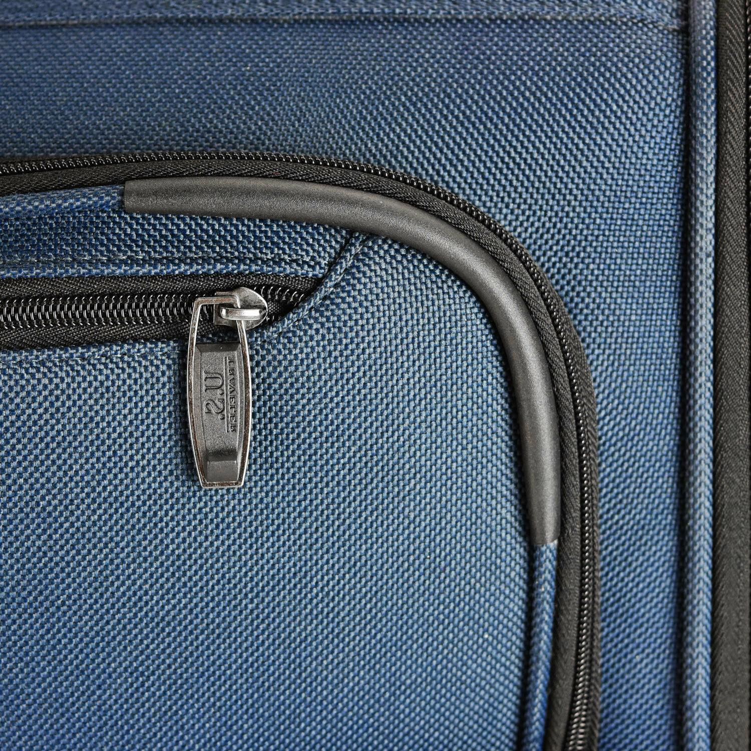 US Traveler Carry-On Friendly Spinner Bag Suitcase