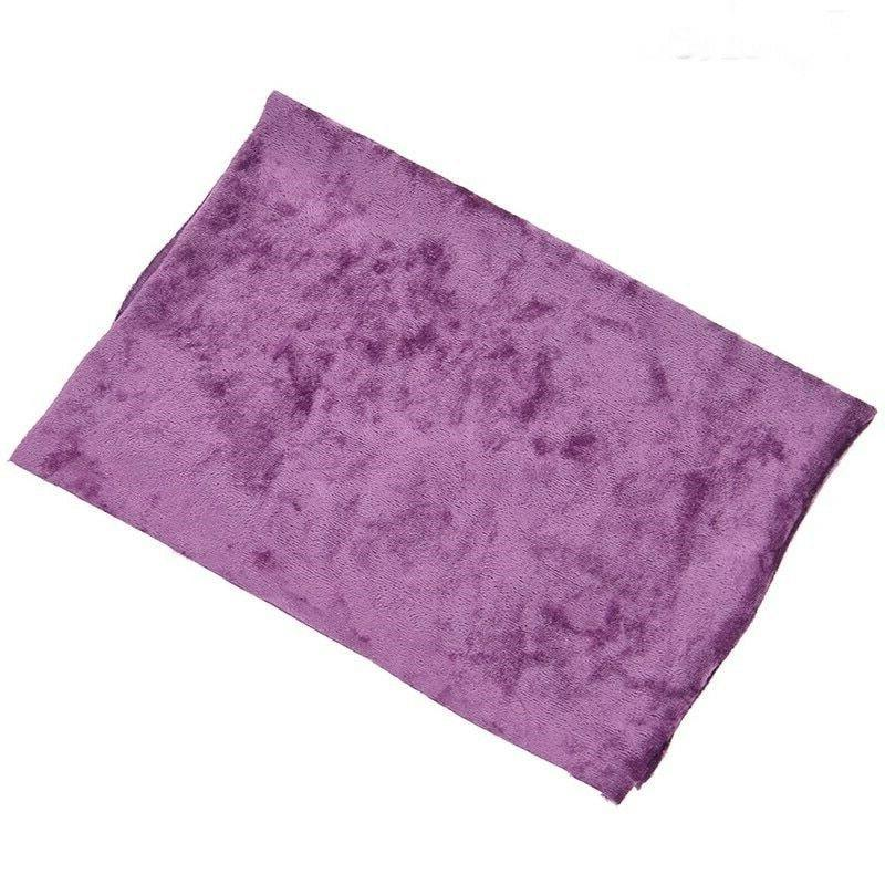 Velvet Fabric Colors Wide Sewing Garment
