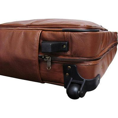 AmeriLeather Wheeled Bag Colors