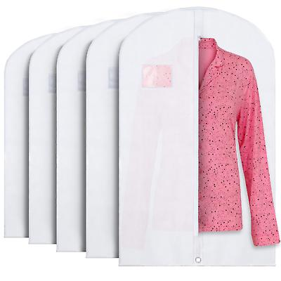 white garment bags suit bag for travel