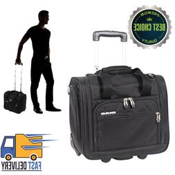 Ciao Luggage Carry On Suitcase Wheeled Airplane Weekender Un