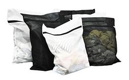 Knocbel Mesh Laundry Bag, Garment Clothes Liners for Travel