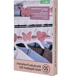 Ollieroo Moth Repellent Cedar Blocks Clothes Protection and