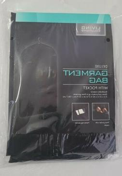 """Nee Living Solutions Deluxe Garment Bag  With Pocket 3"""" x 22"""