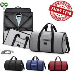 New 2 in 1 Travel bag Luggage Hangeroo Two-In-One Garment Ba