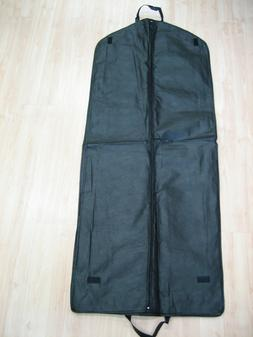 "NEW BLACK 60"" COAT JACKET FUR GARMENT TRAVEL STORAGE BAG FRE"