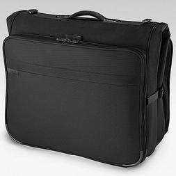 NWT Briggs & Riley Baseline Deluxe Garment Bag - Black