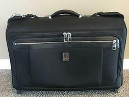 "Travelpro Platinum Magna 2 Black 22"" Carry-On Rolling Wheele"