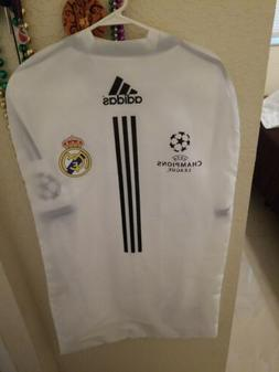 Real Madrid Champions League Jersey Adidas w/ Garment Bag Au