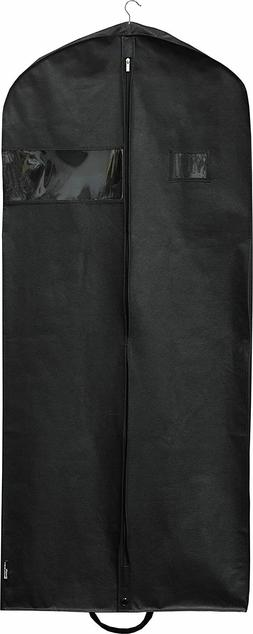 Simplehousware 43Inch Heavy Duty Garment Bag for Suits, Tuxe