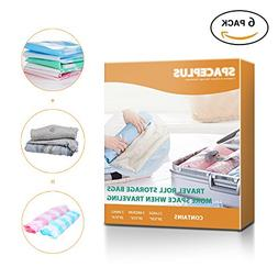 SpacePlus Space Saver Travel Storage Space Saver Bags for Cl