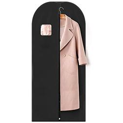 Titan Mall Suit/Long Dress Garment Bag Black Robe Garment Ba