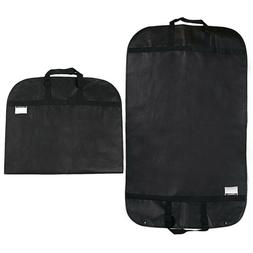 Suit Travel Bag Garment Bag Long Dress Black for Hanging Clo