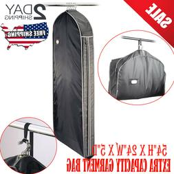 Suit Travel Extra Capacity Garment Bag Long Dress XL Luggage
