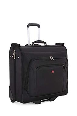 "SwissGear Zurich 46"" Wheeled Garmet Bag - Black"