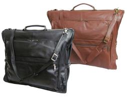 Amerileather Three-suit Garment Bag