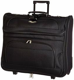 Travel Select Amsterdam Rolling Garment Bag Wheeled Luggage