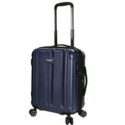 "Traveler's Choice La Serena 21"" Spinner Luggage, Blue"