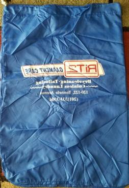 Two Ritz Garment Care Laundry Bags