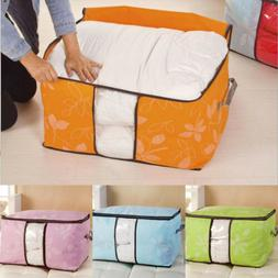 US Home Organizer Under Bed Storage Bag Container For Clothe