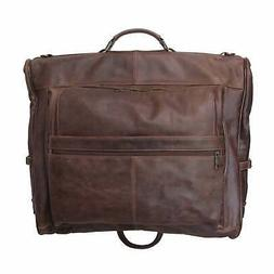 vintage three suit garment bag
