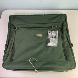 Vintage Ciao Travel Systems Garment Bag Brand New Green